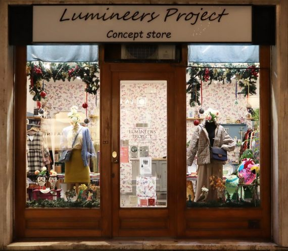 Lumineers Project Concept Store